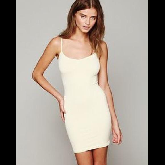 fad8240ab7ed Free People Dresses & Skirts - Free People Intimately Seamless Slip Dress  SALE ‼